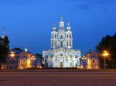 St. Petersburg!