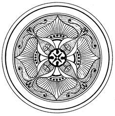 *The Graphics Fairy LLC*: Antique Print Ornament