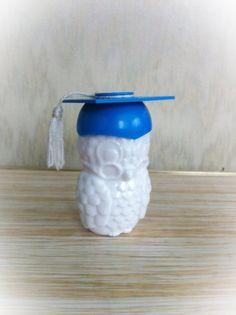 Vintage Avon  Wise Graduate Owl Perfume Decanter by ArtDecoDame, $9.00