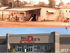 Big Dee's Then and n