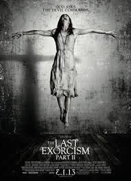The Last Exorcism 2 (from DVD)-- UV CODE ONLY!!