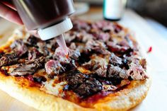 Steakhouse Pizza by Pioneer Woman