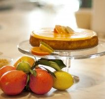 Triple Citrus Cheesecake on virtue.harvest.org