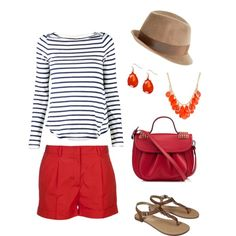 Labor Day Weekend Outfit