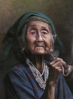 China, by Zhang Xiexiong