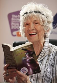 Canadian author Alice Munro, queen of the short story, is the 2013 winner of the Nobel Prize for Literature.