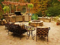 Awesome Outdoor Kitchen Ideas