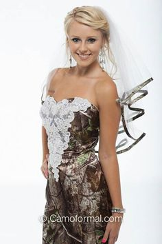 For when I get married in a tree stand. #rednecks