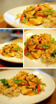A Longenecker Story Short: Panang Curry