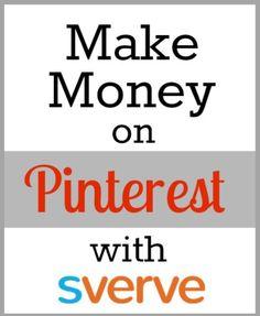 New campaigns for #pinterest #monetization on sverve.com!
