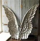 wood angel wings - Bing Images