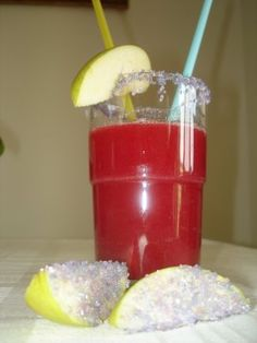 Limonada de zmeura