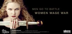 The power struggle begins August 10th on STARZ. #TheWhiteQueen.