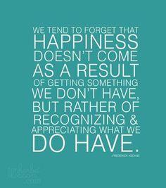 I love this! So very true!