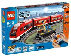 $49.99 - Our Price.   Lego Electric City Passenger Train  Retails for 129.99