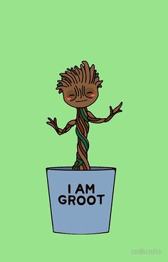 Dear Disney, the world needs a dancing baby Groot. It will make the universe a better place.