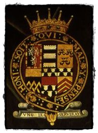Arms of the 2nd Earl of Pembroke, son of Lady Anne.
