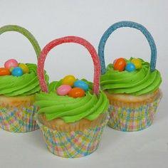 Little Easter Baskets