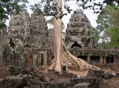 I really want to go here! The Angkor Wat