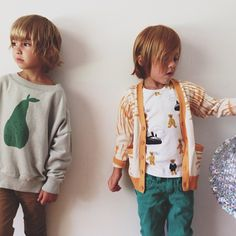 Little hipsters