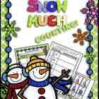 This is an engaging, winter-themed counting and place value card game.  Three sets of cards are included for different levels of play:  numbers 1-1...