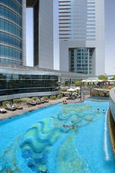 Jumeirah Emirates Towers Hotel, Dubai - Leisure Activities - Pool
