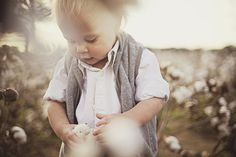 cottonfield family picture ideas