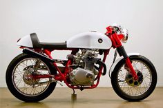 Lossa bikes - 1972 Honda CL350 Love the Lossa bikes, those guys know what they are doing