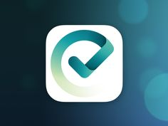 Done App Icon Design Twitter | Facebook | Pinterest | Behance