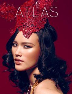 The Electric Issue by Atlas Magazine! atlas magazin, base magazin, magazines, fashion inspir