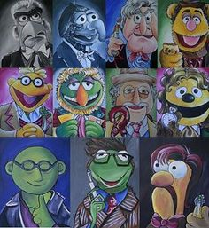Doctor Who + Muppets = Awesome