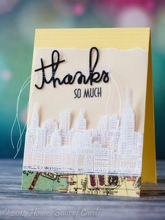Houses Built of Cards: Soft Skyline Thanks