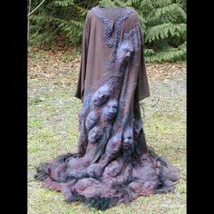 The Gown of Fea the Soul Weaver by ~MulchMedia