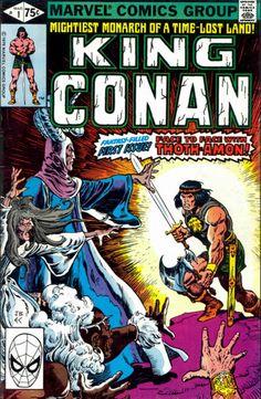 COMIC_king_conan_01 #comic #cover #art