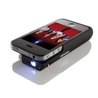 Introducing to the world, the very first iPhone Movie Projector.
