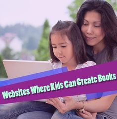 Encourage your child to create a book online. Our #LearningToolkit blog shares resources to get you started.