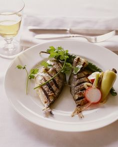 Grilled Butterfish | Whole Living