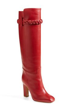 Valentino Over the Knee Boot (Women) available at #Nordstrom