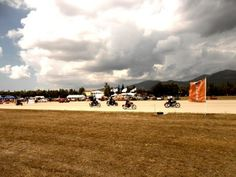τριτο Σιρκουι Τατοιου Classic motorcycle and car circuit at tattoo airport