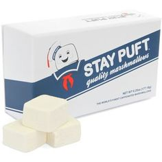 You can now buy Stay Puft marshmallows