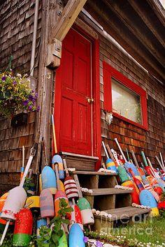 Captain's Quarters....Rockport, Massachusetts
