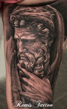 Tattoo by Remigijus Cizauskas at Remis Tattoo