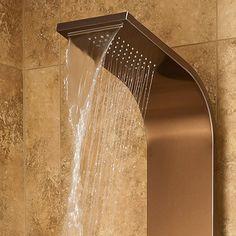 Bronze Pulse Santa Cruz Showerspa