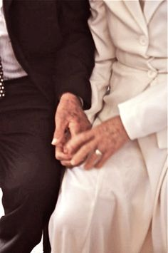 Hands tell stories of love & faith.
