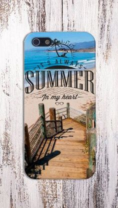 Always Summer Case for iPhone 5 iPhone 5S 5C