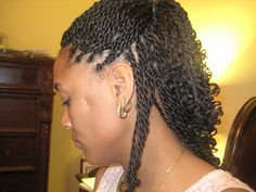 Senegalese Style Kinky Twist | need PICS of senegalese twist and kinky twist EXTENSIONS! - Long ...