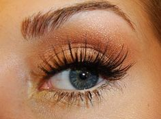 Victoria's Secret makeup tutorial