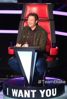 I want you too blake!