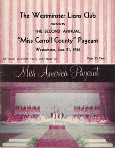 america pageant, pageant westminst