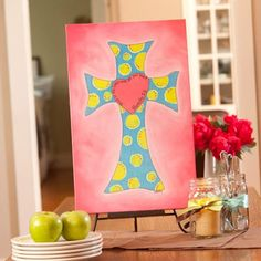 Cross Paintings On Canvas - Bing Images